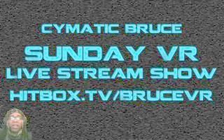 Sunday VR Live Stream Show 13 ikväll kl 21.00