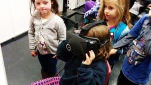 VR i klassrummet