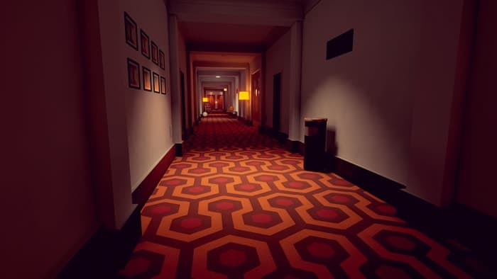 The Caretaker, en VR upplevelse inspirerad av The Shining