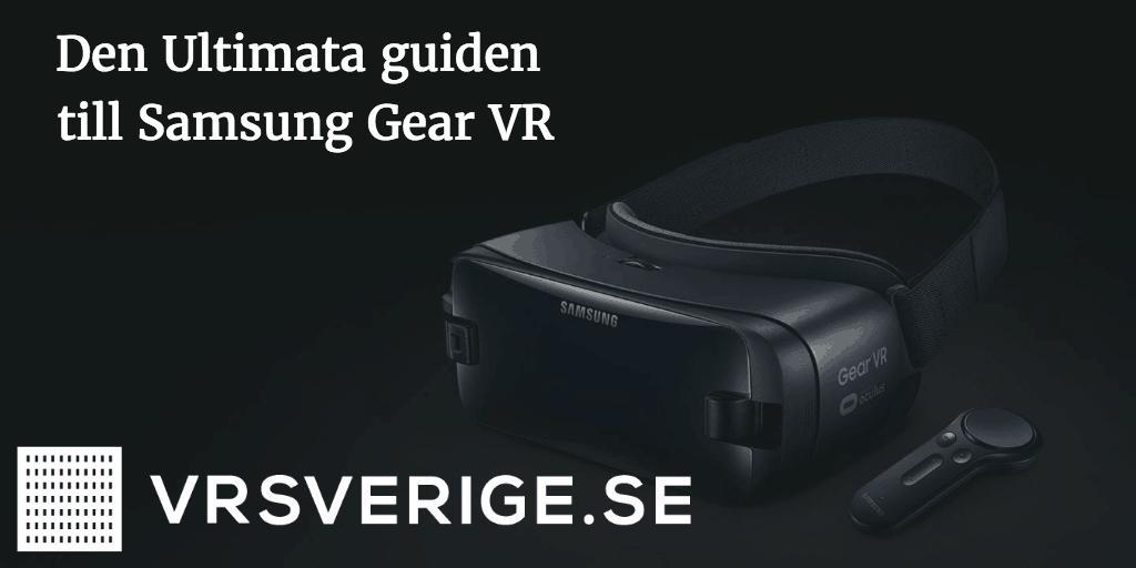 Gear VR-guiden
