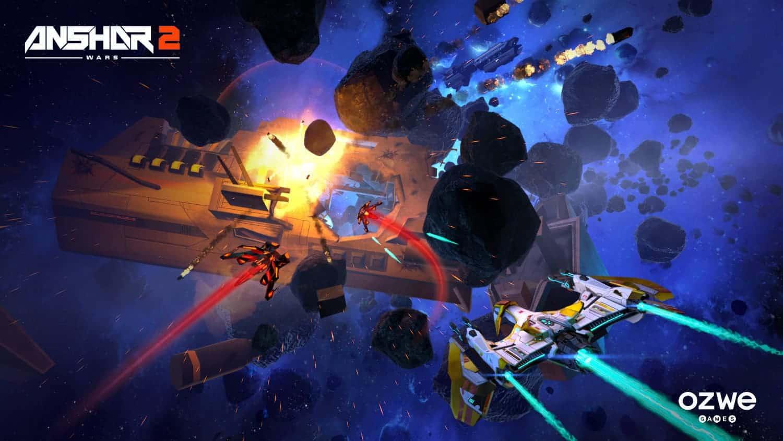 Anshar Wars 2 Oculus Rift