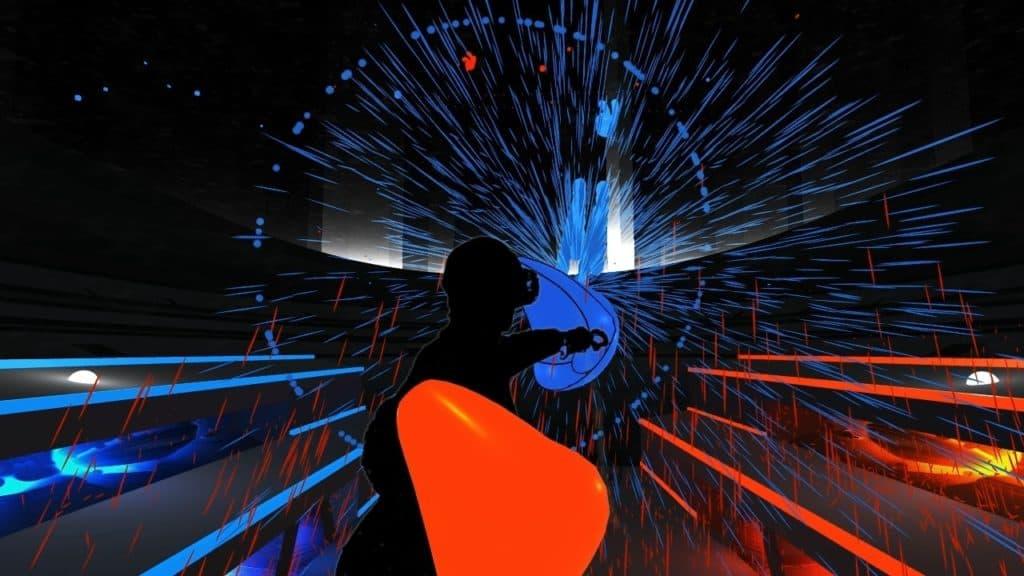Audio shield VR