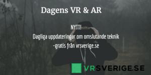 Nyhetsbrev Dagens VR & AR
