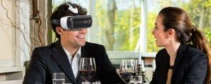 VR hjälper ditt företag