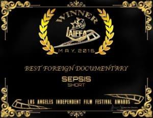 Sepsis, LAIFFA Award 2016