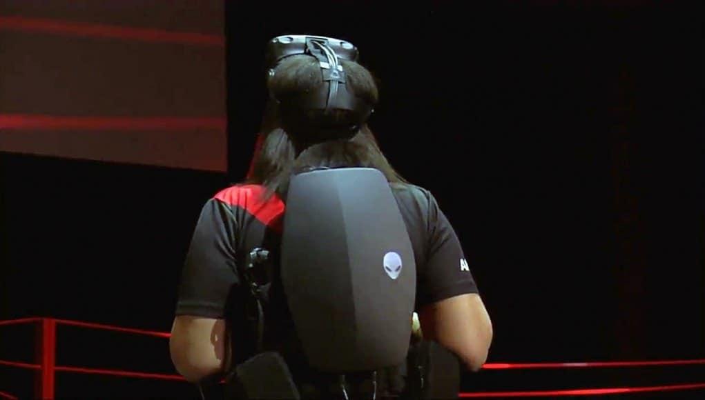 Alienware Backpack PC