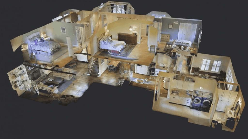 Bostadsvisning i VR