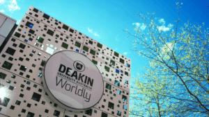 Deakin University använder AR i klassrummet