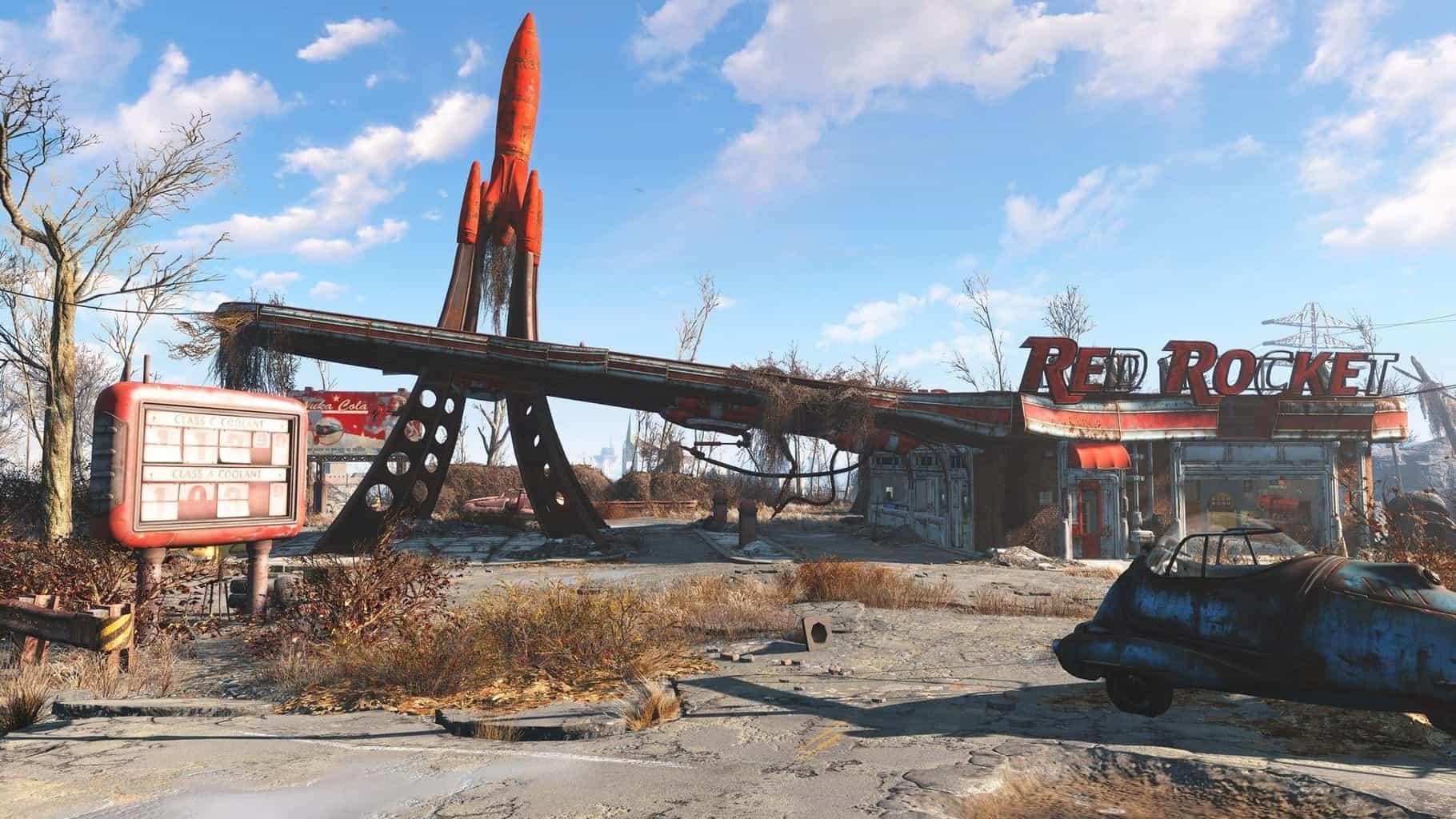 Fallout 4 till HTC Vive 2017