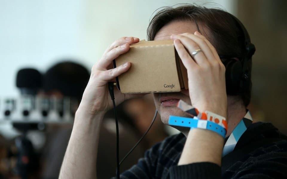 Marknadsföring i VR