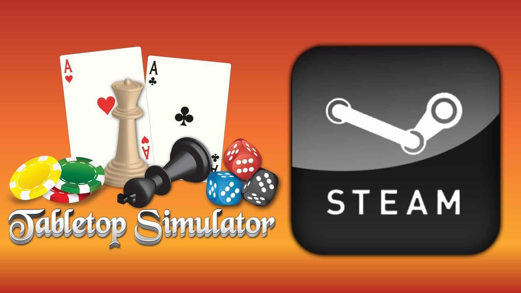 Tabletop Simulator får stöd för VR