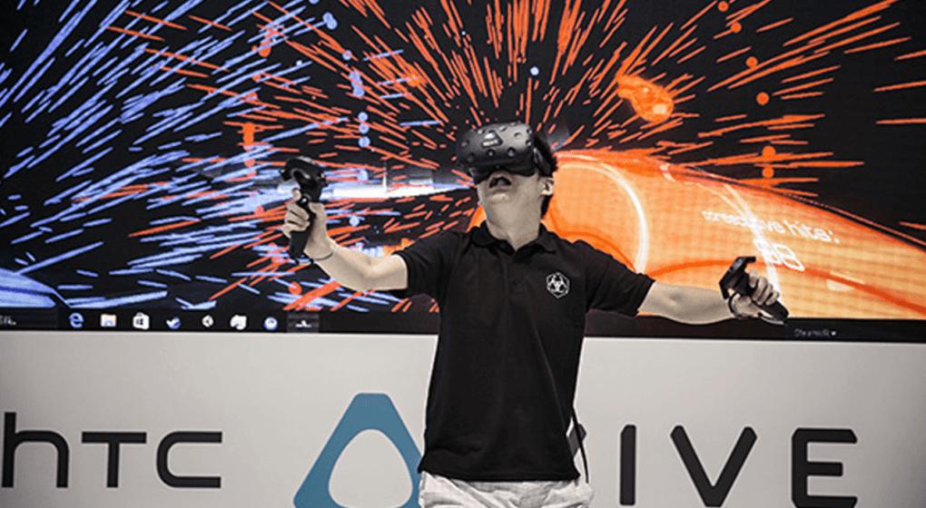 HTC planerar att sprida Vives över hela kina