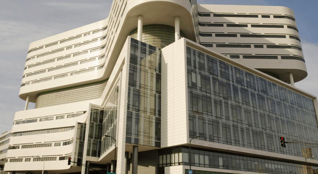 Rush University Medical Center in Chicago