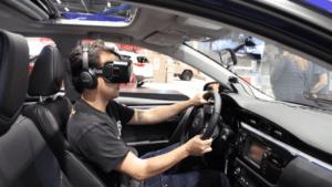 Marknadsföring med VR i bilindustrin