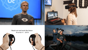 Oculus Connect 3, Oculus Touch, Detroit Red Wings, Jaguarer i Amzonas