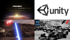 StarWars- Trials on Tatooine, Unity, Formel1