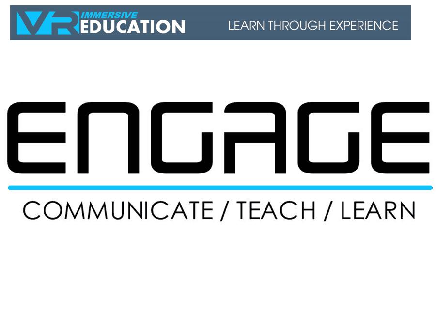 Engage. Ny VR plattform för utbildning