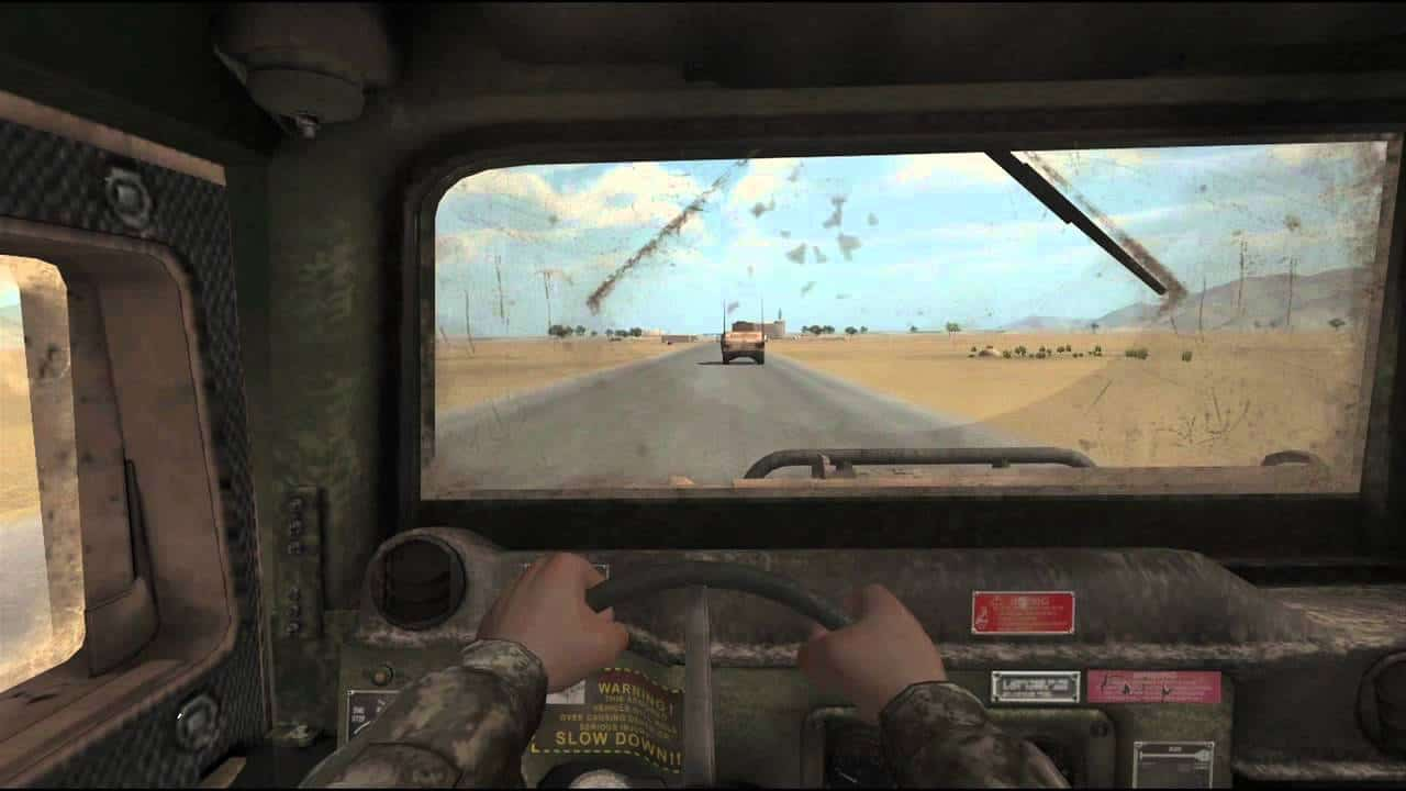 virtual iraq 2