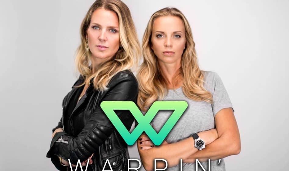Emma af Robson och Caroline Roth startar Warpin' Media
