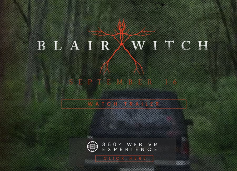 Blair Witch Project VR