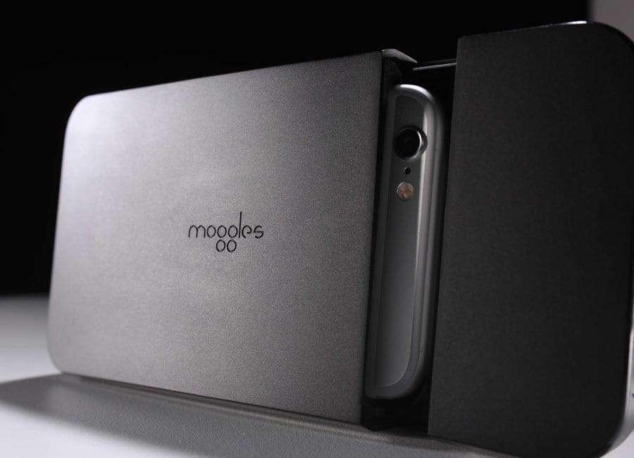 moggles vr-glasögon till smartphones