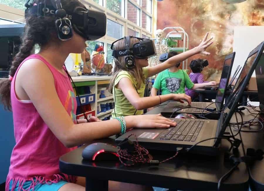 VR i utbildning