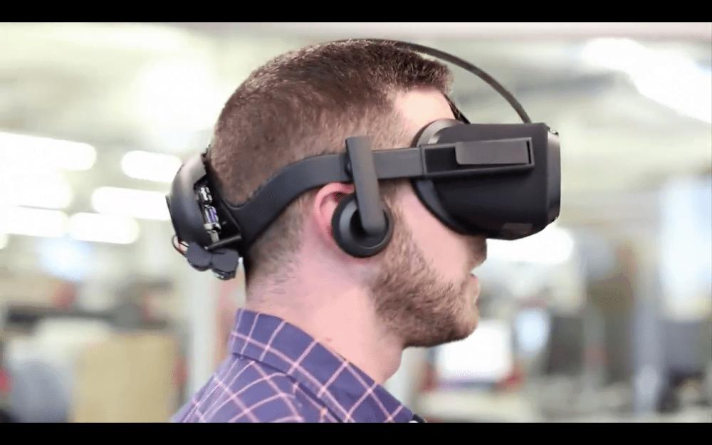 Oculus Santa Cruz