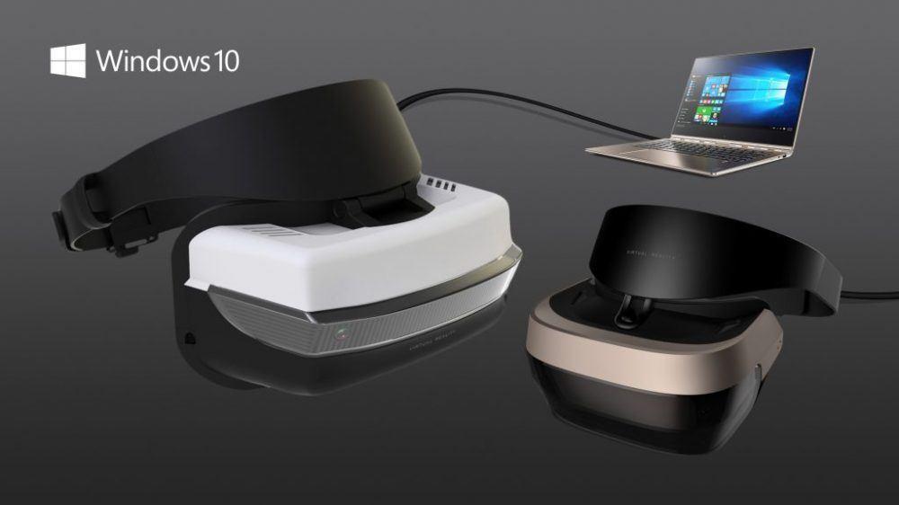Microsofts nya VR-headset