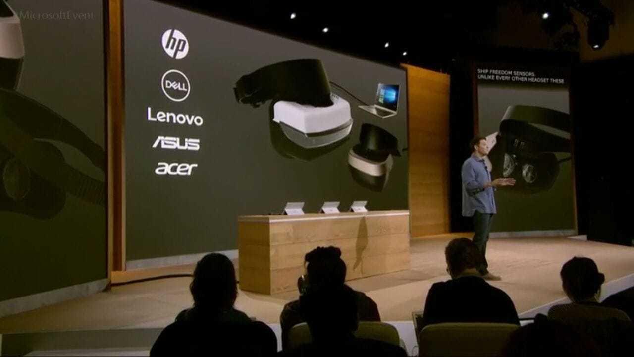 Microsoft lanserar äntligen ett VR-headset