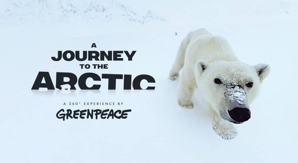 Greenpeace Journey to the Arctic