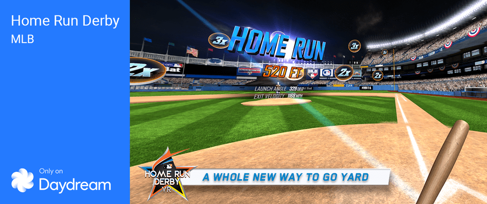 Home Run Derby - Daydream
