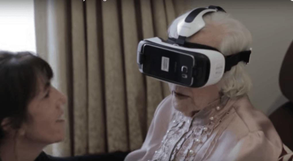 Gear VR fungerar som ett kostnadseffektivt och trådlöst alternativ