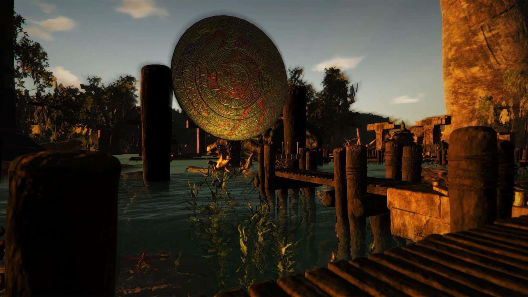 Nya screenshots från SVRVIVE: The Deus Helix
