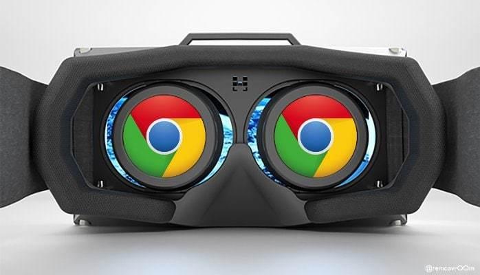 chrome-vr-browser