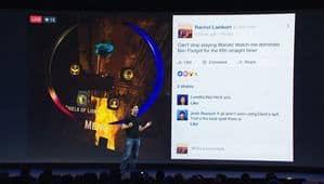 Snart kan du livestreama din GearVR till Facebook