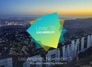 Unity Unite 2016