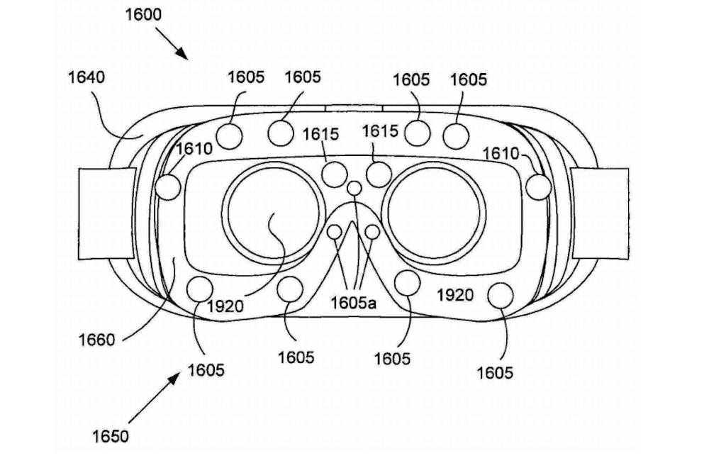 Nytt VR-patent från Samsung