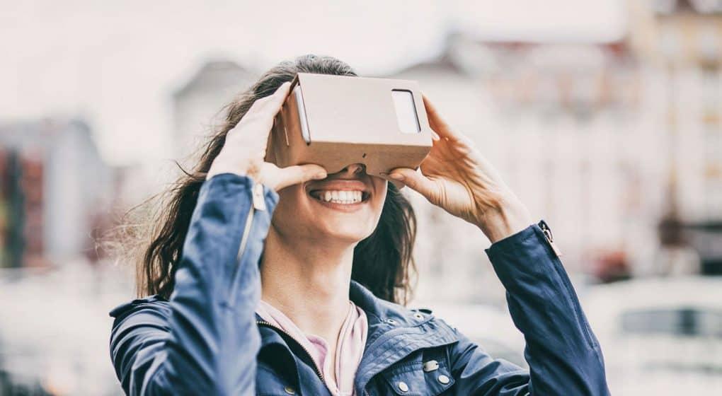 Mäklarhuset VR-visning