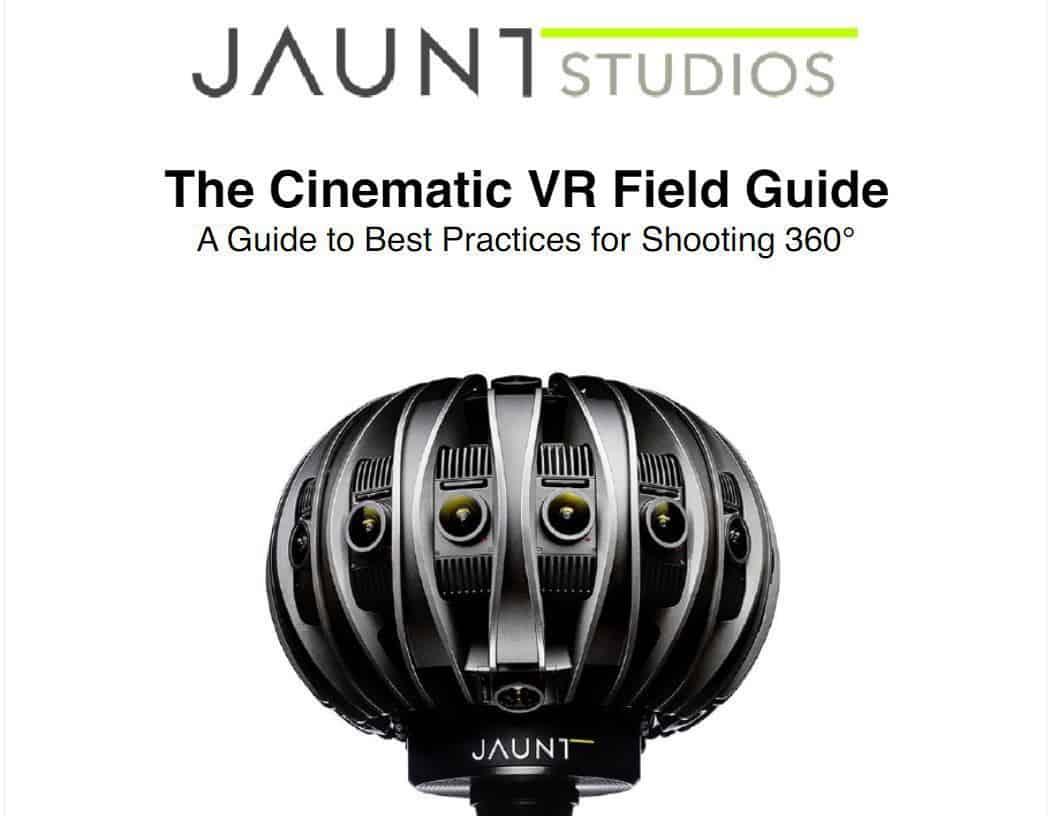Stora guiden för dig som vill arbeta med 360-produktion