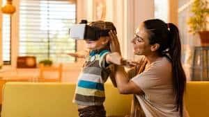 VR för barn?
