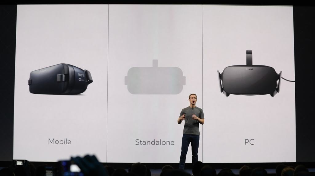 Även Facebook/oculus tittar på segmentet mellan mobil- och pc-baserad VR