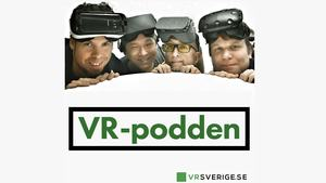 VR-podden podcast om vr augmented reality mixed reality