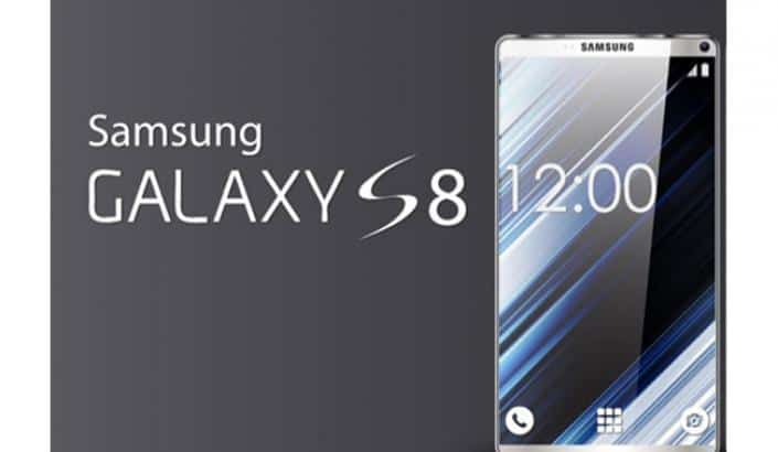 Ovanstående bild är en av hundratals gissningar på hur S8:an kommer se ut
