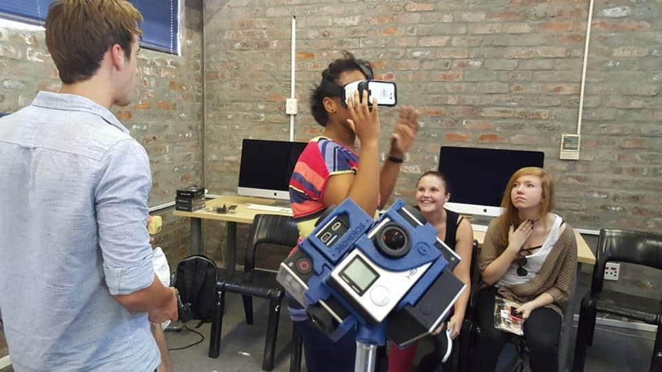 Xenter och Nackademin startar de första yrkeshögkoleutbildningarna för dig som vill jobba med VR