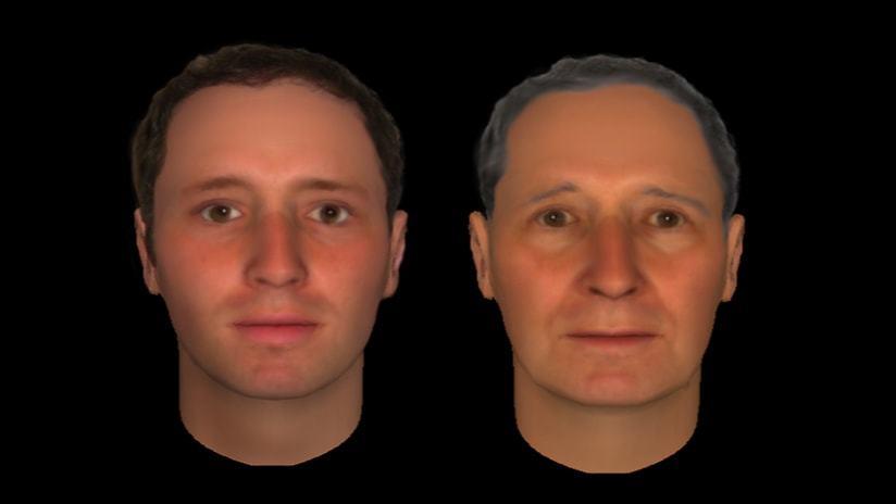 Se dig själv åldras i VR