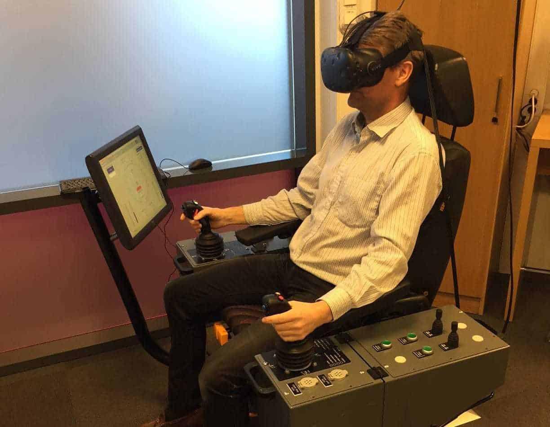 Hur krantillverkaren MacGregor använder VR för utbildning