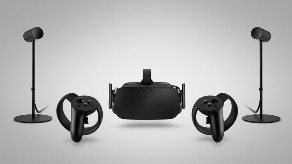 Oculus Rift VR-glasögon till dator