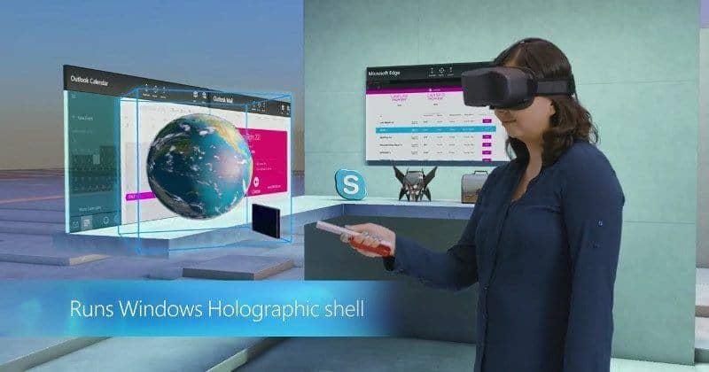 En titt på Microsofts VR-headsets från Dell, Lenovo, HP, Acer och 3Glasses