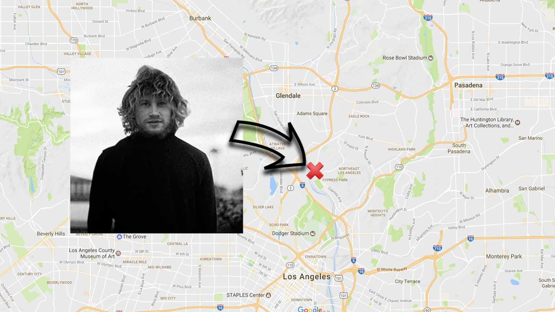 Herman Fredlund i Los Angles - Del 2: Rapport från de första veckorna