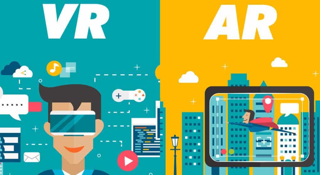 AR och VR